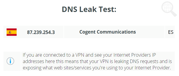 BlackVPN-DNS-Test