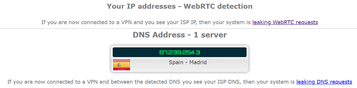 BlackVPN-WebRTC-Test