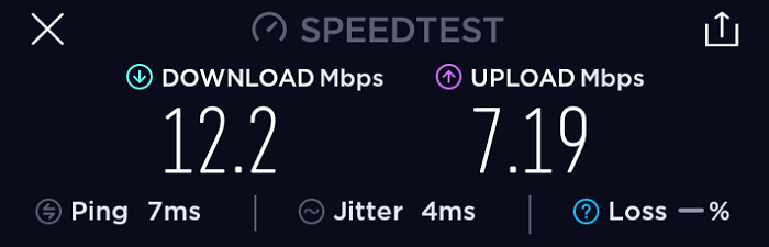 Speed-Test-before-Connected-to-Turbo-VPN