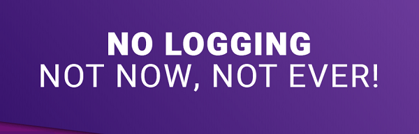 VPNSecure-Logging-Policy