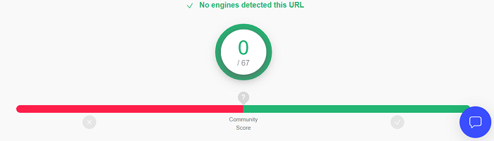 Virus-Test-SaferVPN