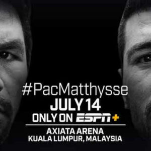 How to Watch Pacquiao vs Matthysse Live Online for Free