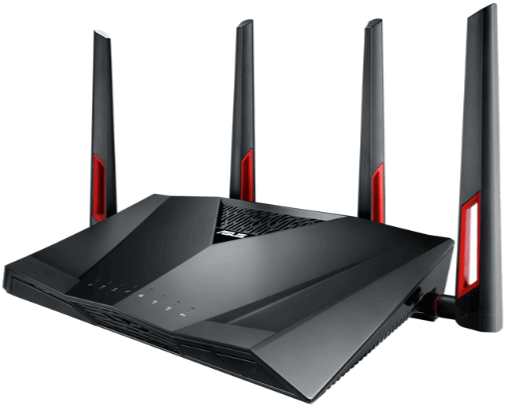 Asus RT AC88U Dual Band Router