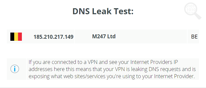 DNS-Leak-Test-of-OverPlay