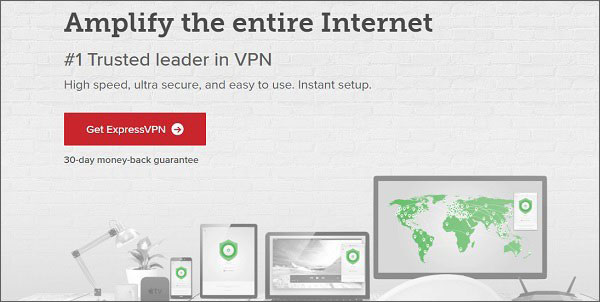 ExpressVPN-for-Masking-IP