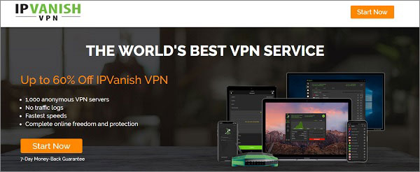IPVanish Austria Best VPN