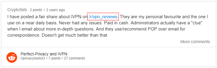 IVPN-Reddit-Review-2
