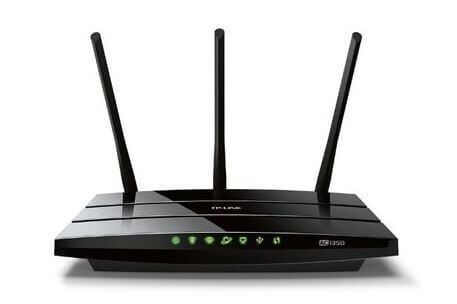 TP Link Archer C7 AC1570 VPN Router