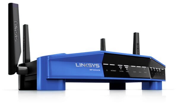 linksys li WRT3200ACM 10 VPN Router