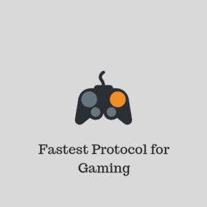 Fastest Protocol for Gaming Online in 2018