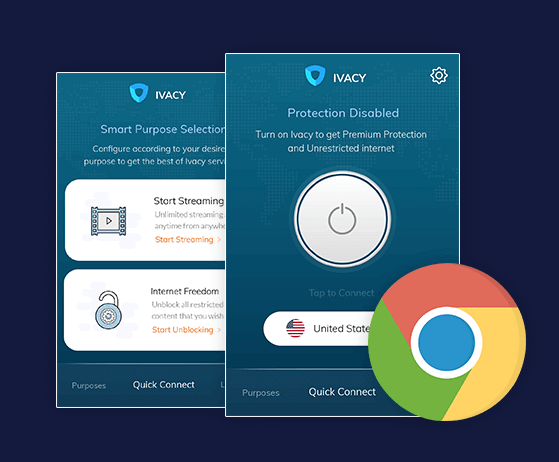 Ivacy-Chrome-Extension