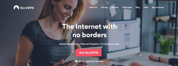 NordVPN Watch UK TV Abroad