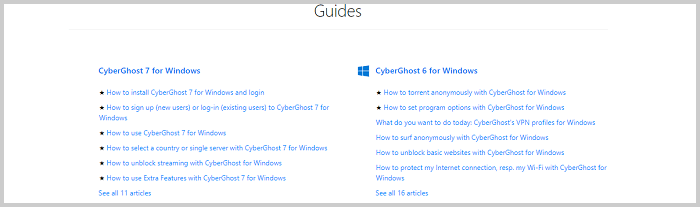 CyberGhost-Installation-Guides