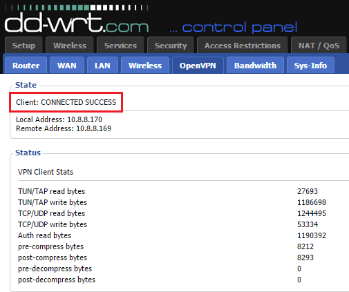 DDWRT-Success