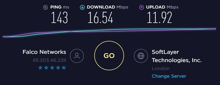 ExpressVPN-Speed-Test-East-London