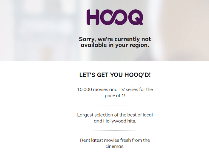 Hooq-Geo-Restriction-Error