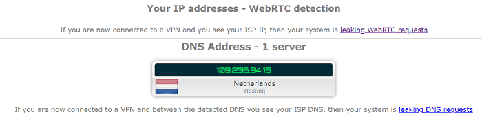 Perfect-Privacy-WebRTC-Test