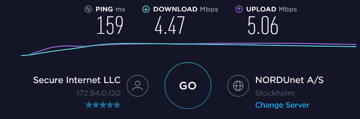 Speed-Celo-VPN
