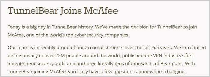 TunnelBear-McAfee-Connection