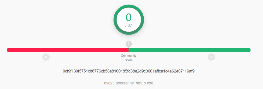 Avast-VPN-Virus-Test