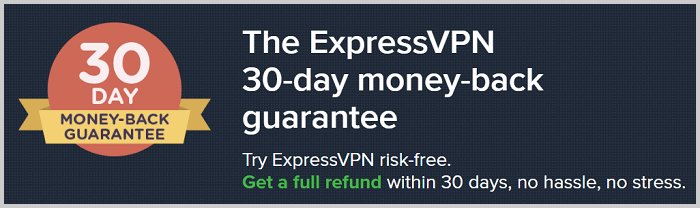 ExpressVPN-Refund-Policy