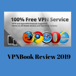 VPNBook Review 2019