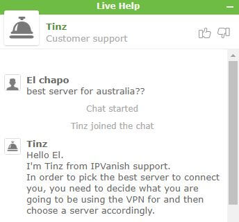 ipvanish-live-chat