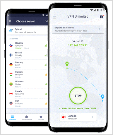 Android-VPN-Unlimited-App