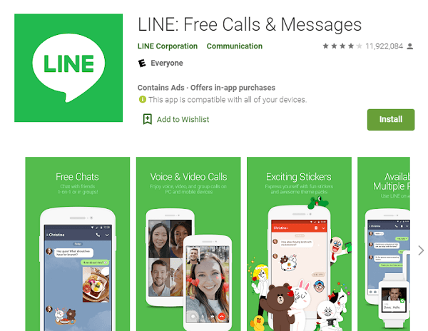 Download-Line-App