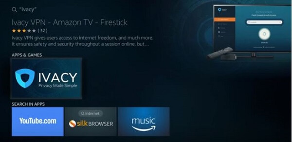 How to Setup Ivacy on FireStick in 2019?