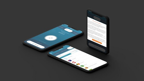 Ivacy-interface-on-iphone