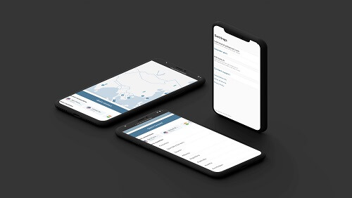 NordVPN-interface-on-iphone