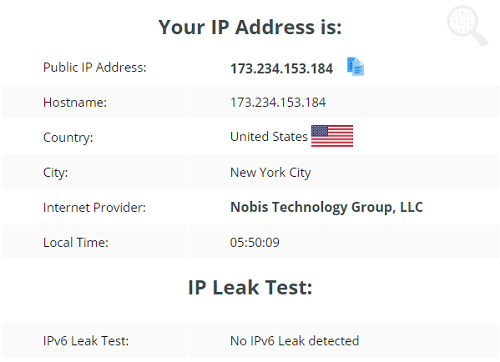 Seed4-me-VPN-IP-Leak-Test
