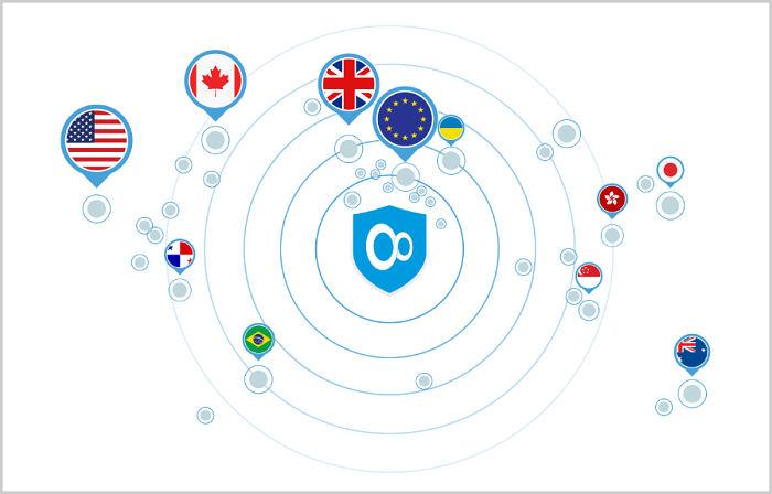 VPN-Unlimited-Server-Locations