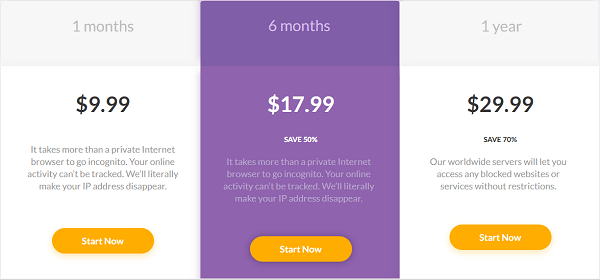 VPN-in-Touch-Pricing-Plans