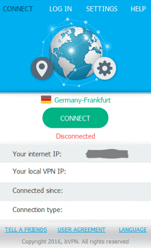 b.VPN-Software-Disconnected