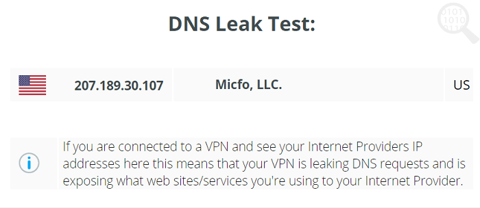 Hide-My-IP-VPN-DNS-Test