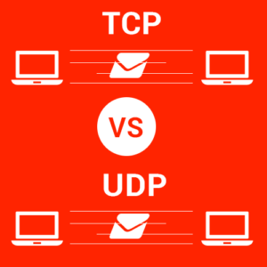 TCP vs UDP- How are they different?