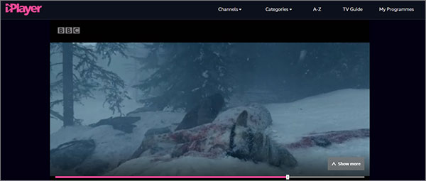 BBC iPlayer unblocked Astrill VPN