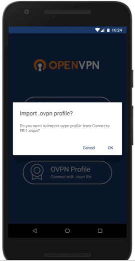 Connecto-VPN-for-Android