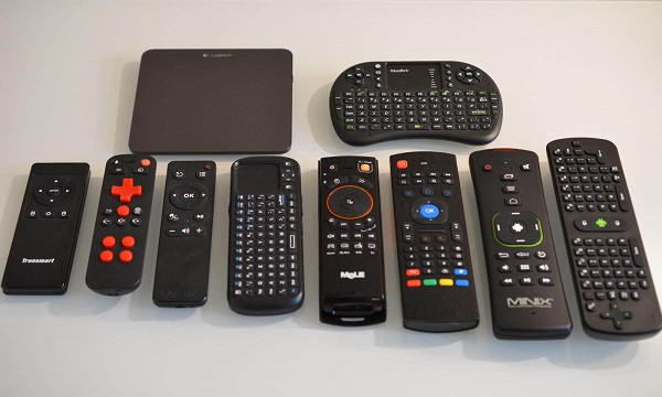 Kodi-on-Android-Remotes