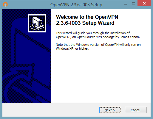 Setting Up VPN on Windows 7 - Step 1