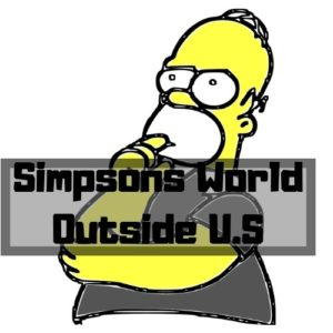 Simpsons World – Get the App Working & Watch All Episodes