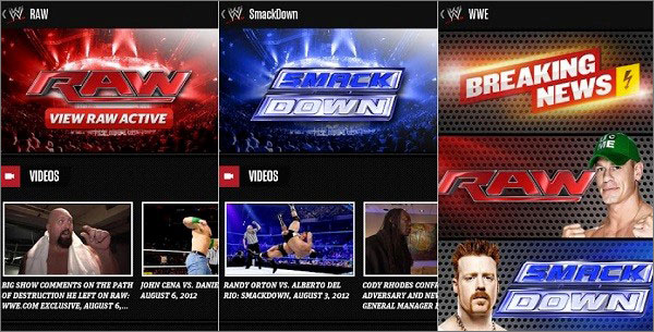 wwe-android-interface