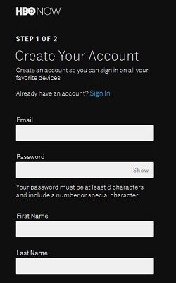 HBO-outside-US-create-account