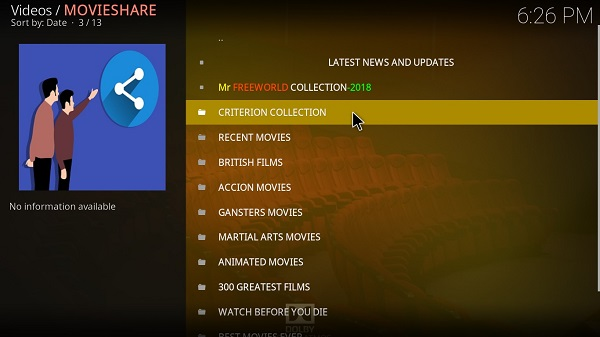 best-Kodi-addons-for-movies-share