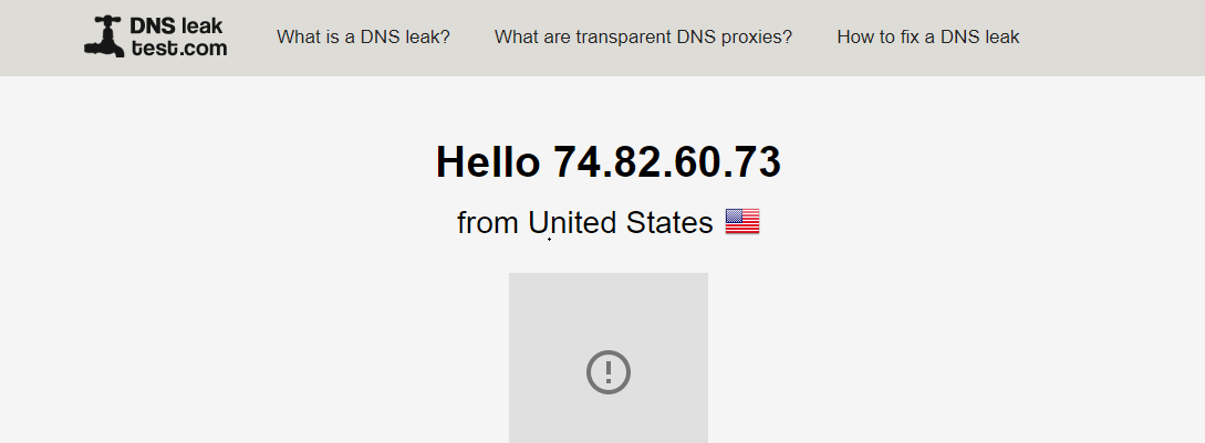 DNS-Leak-Test-Ultrasurf