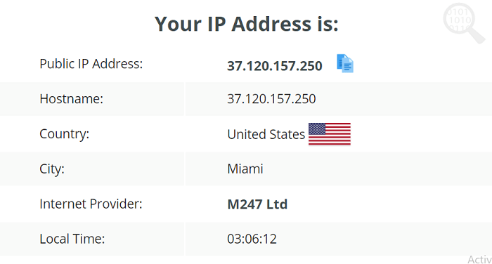 IP-Leak-AzireVPN