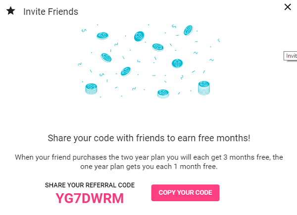 Lantern-referral-code