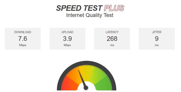 NordVPN-for-FireStick-Speedtest
